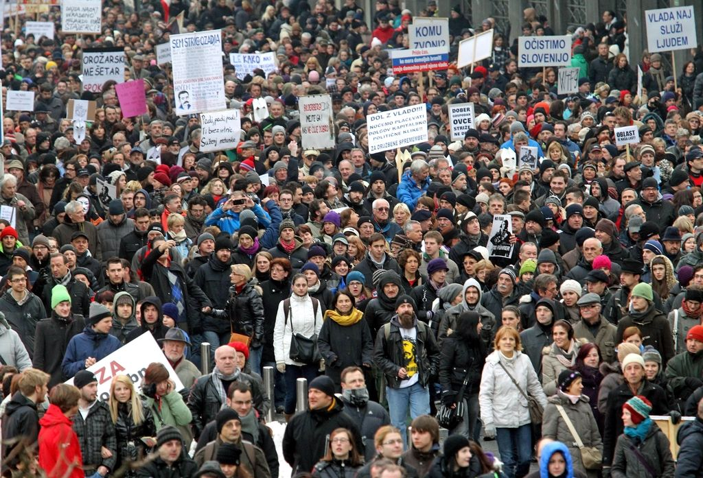 Protesti