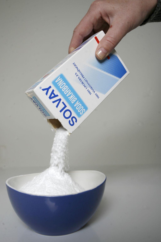 Soda bikarbona: Čisti, beli, pere, zdravi ...