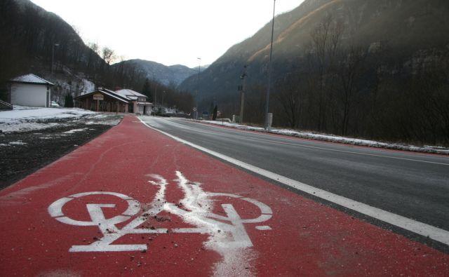 bmo*kolesarska steza