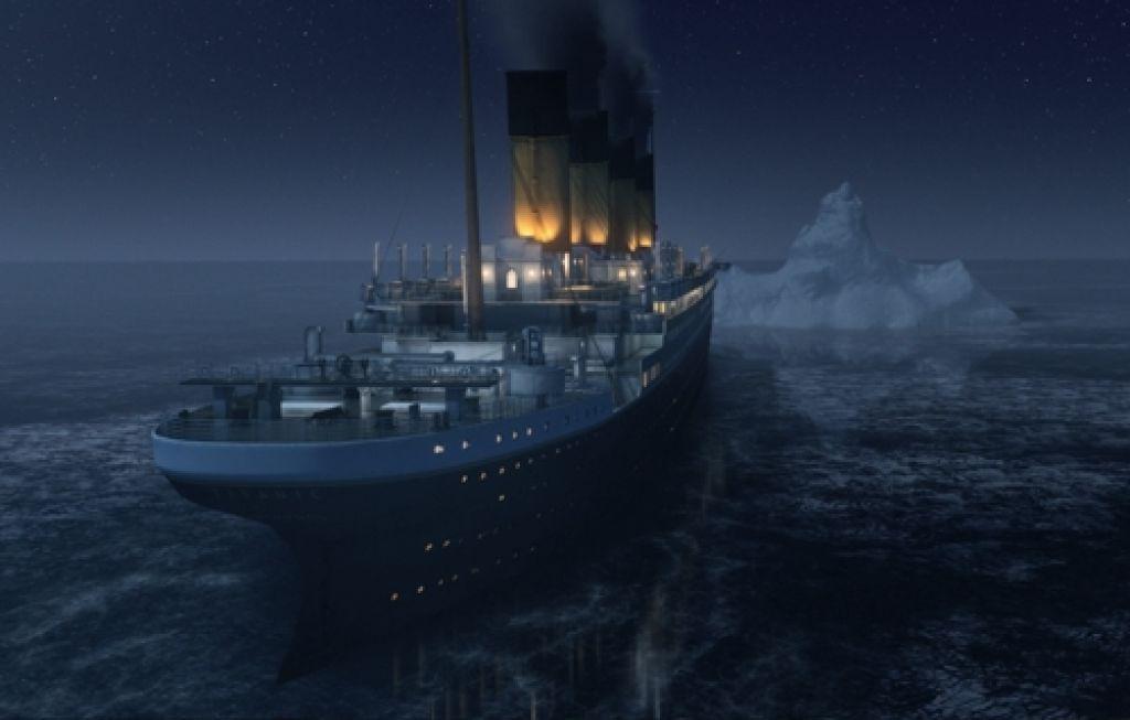 Na Kitajskem bo »zaplaval« Titanik
