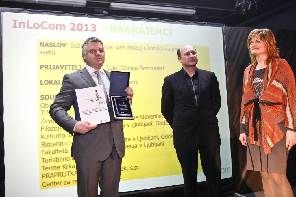 Na Krki podelili priznanja najbolj inovativnim projektom