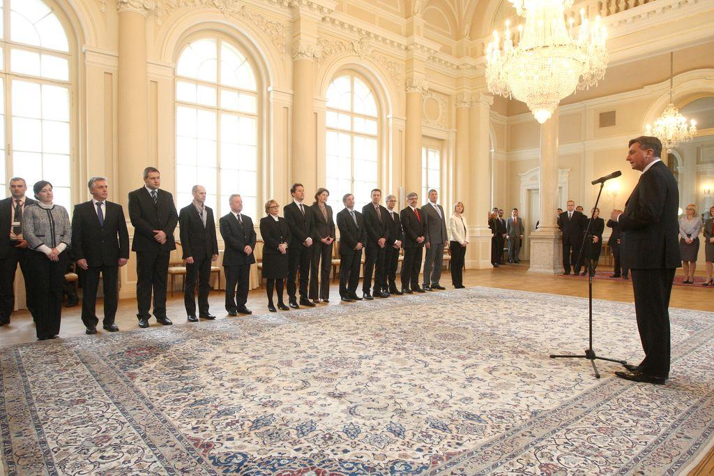 Konec vlade Alenke Bratušek