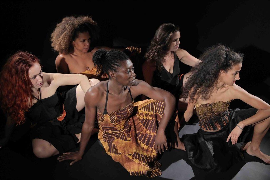 Maša Kagao Knez: »Afriški gib je inspiracija«
