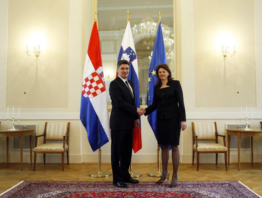 Dosje: Ratifikacija hrvaške pristopne pogodbe