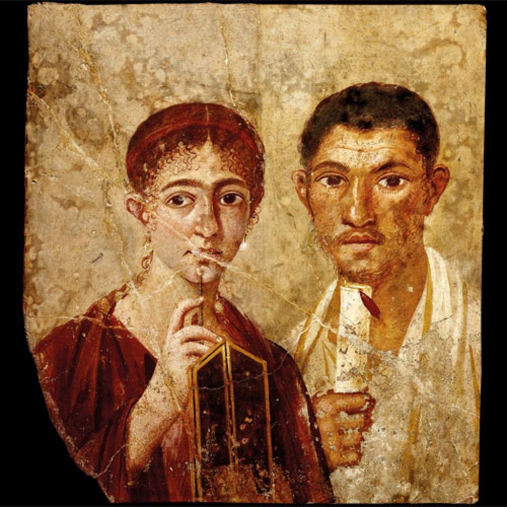 Življenje in smrt v Pompejih