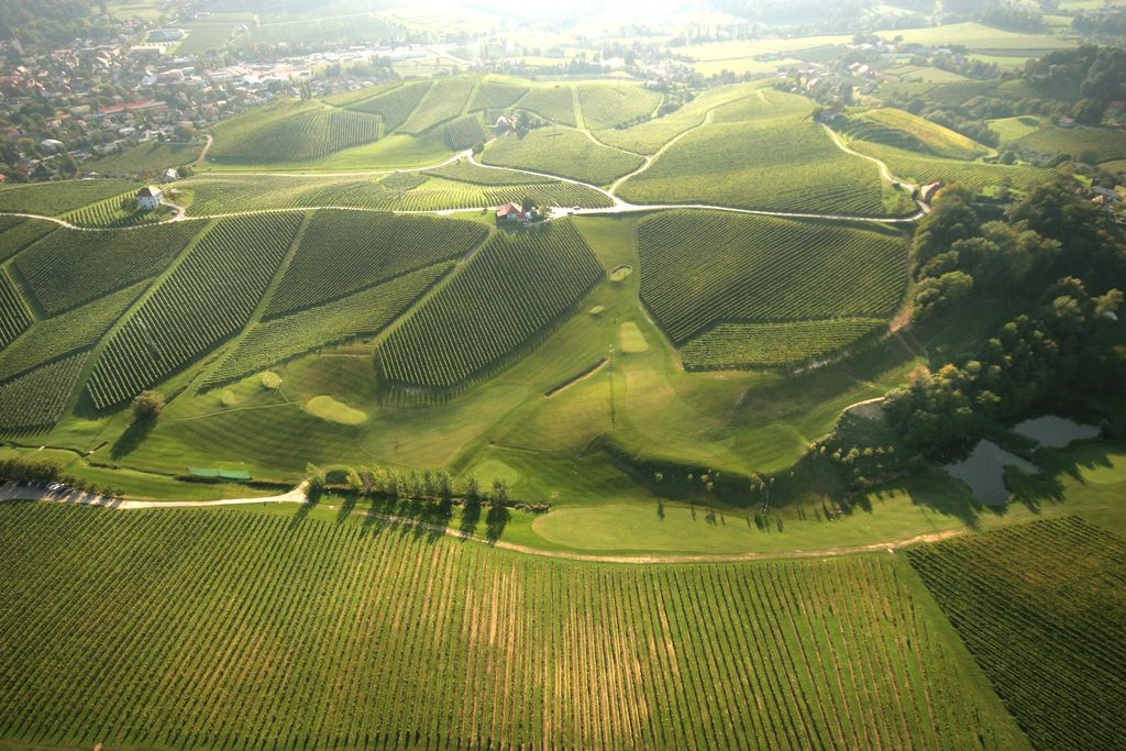 Zakaj je golf problem samo v slovenski Istri