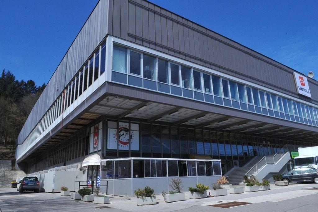 Dvorano Tivoli bo za 8,9 milijona prenovil ZIR