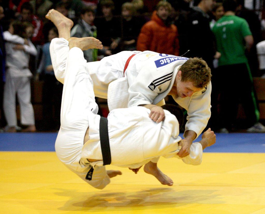 Slab začetek, dober konec za judoiste?