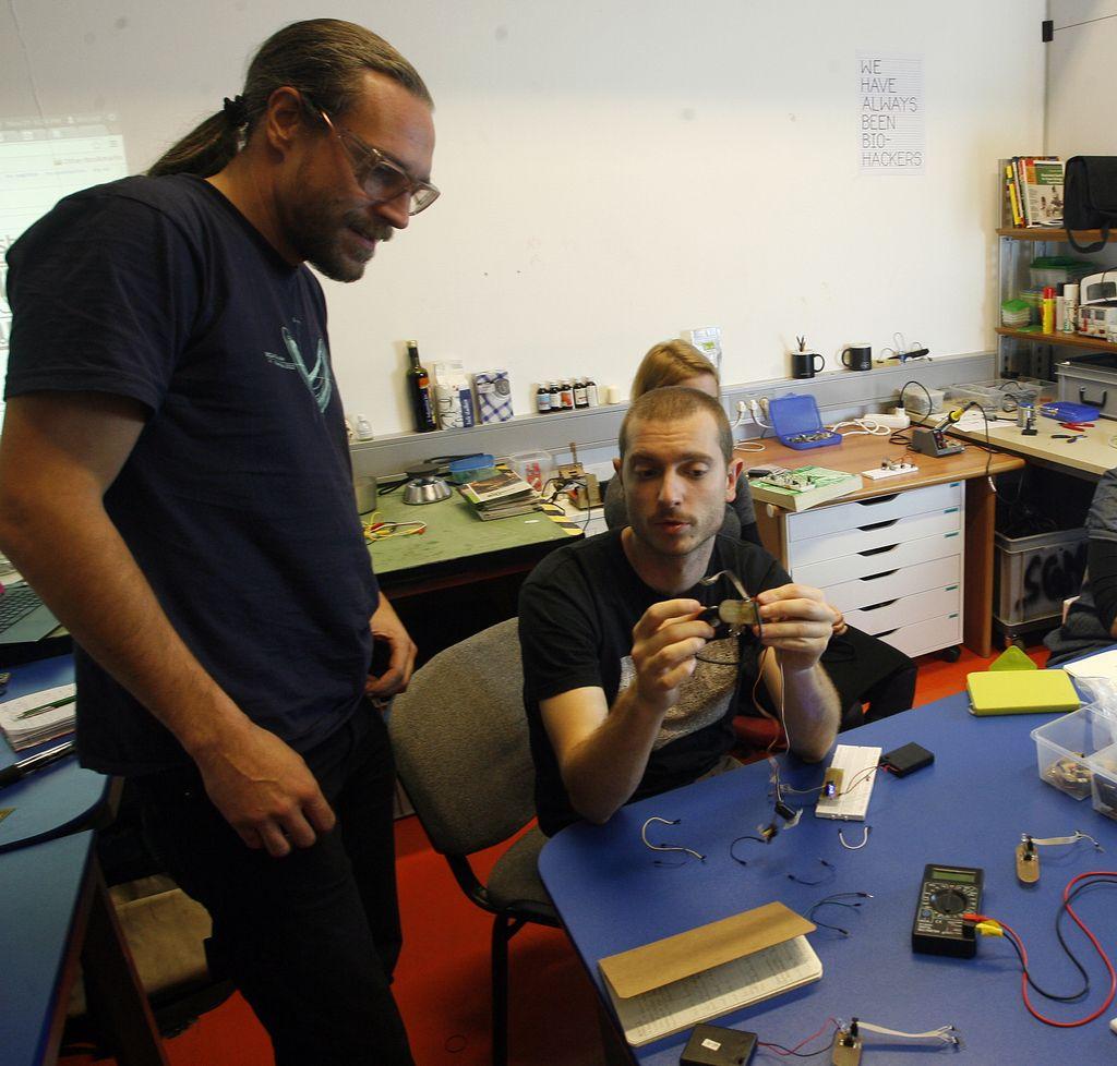Kiberpipa: garažna hiša namesto valilnice inovacij