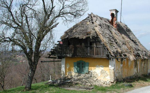 milosic/Haloze - nekoč so bile haloške domačije /F.