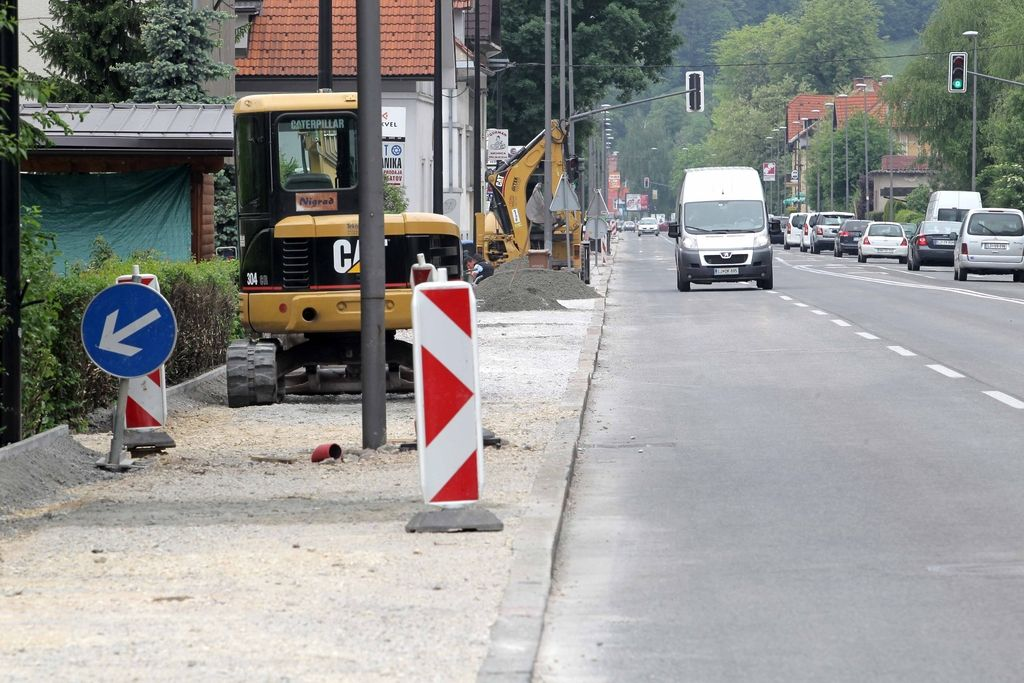 Dobra novica za kolesarje, slab dan za okoliške stanovalce