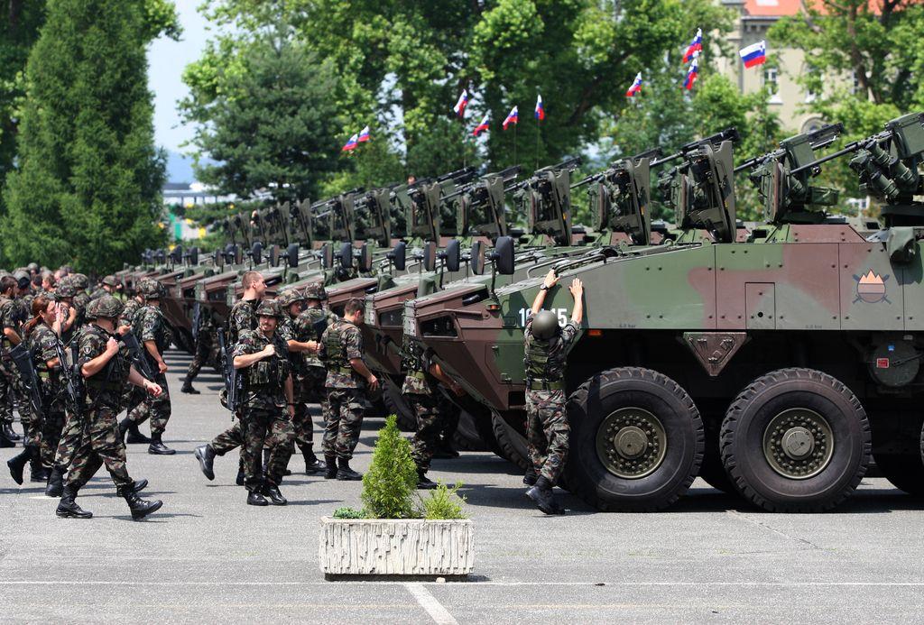 Vojaški sindikat iztožil tretjo četrtino odprave nesorazmerij
