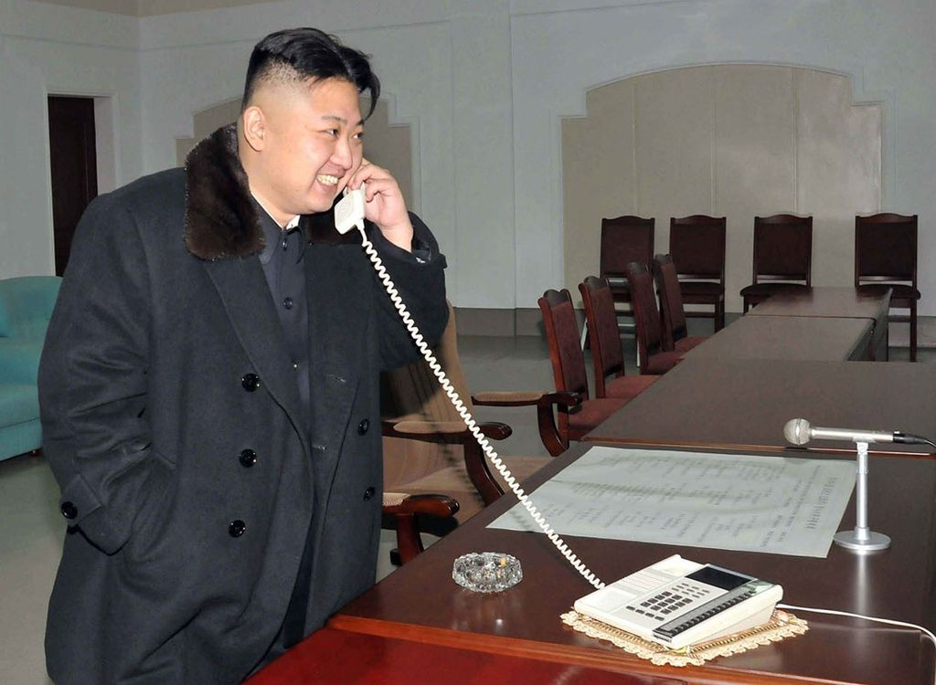 »Alo, alo« s korejskim naglasom