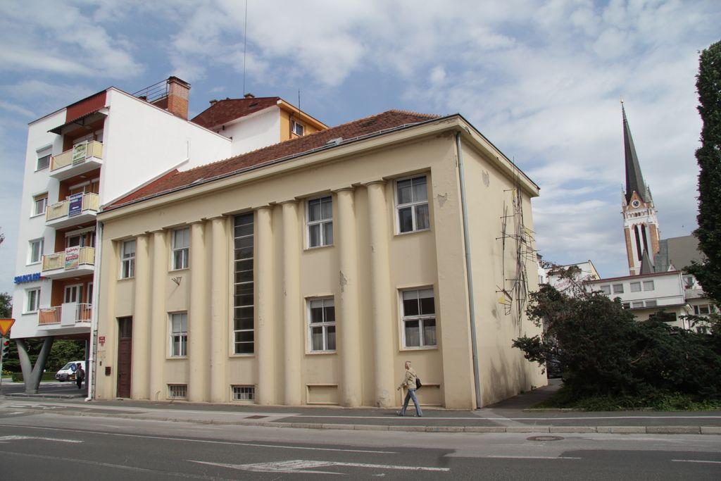 Lastniško razdeljena Bergerjeva vila prazna propada
