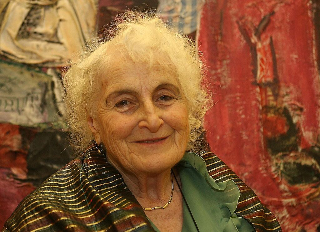 85 let pesnice in pisateljice Neže Maurer