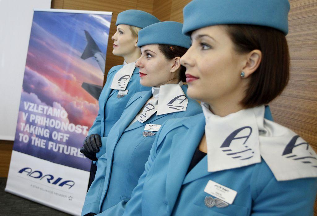 V Adrii Airways napovedali stavko