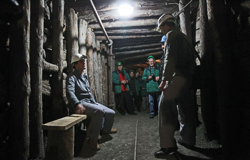 Zaradi Unesca turisti ne derejo v Idrijo