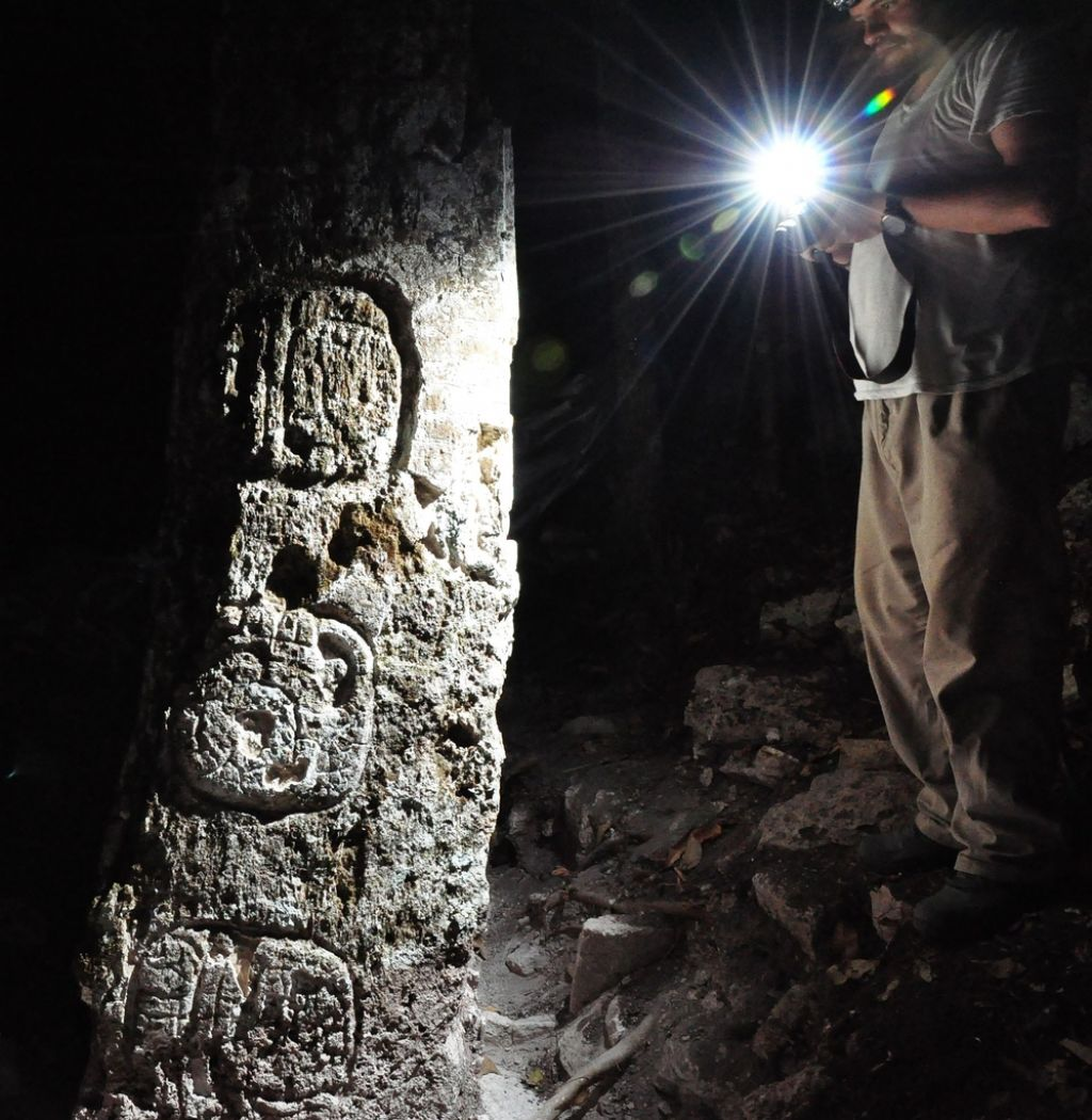 Unesco na seznam dodal območje, kjer je Šprajc odkril majevsko mesto