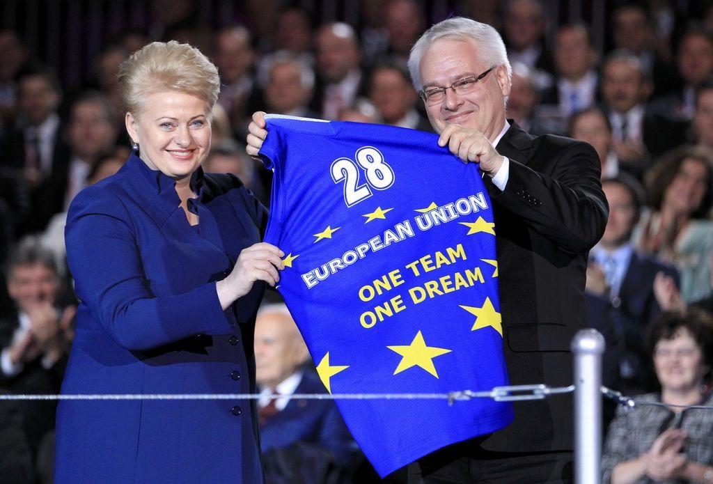 Dosje: Vstop Hrvaške v EU