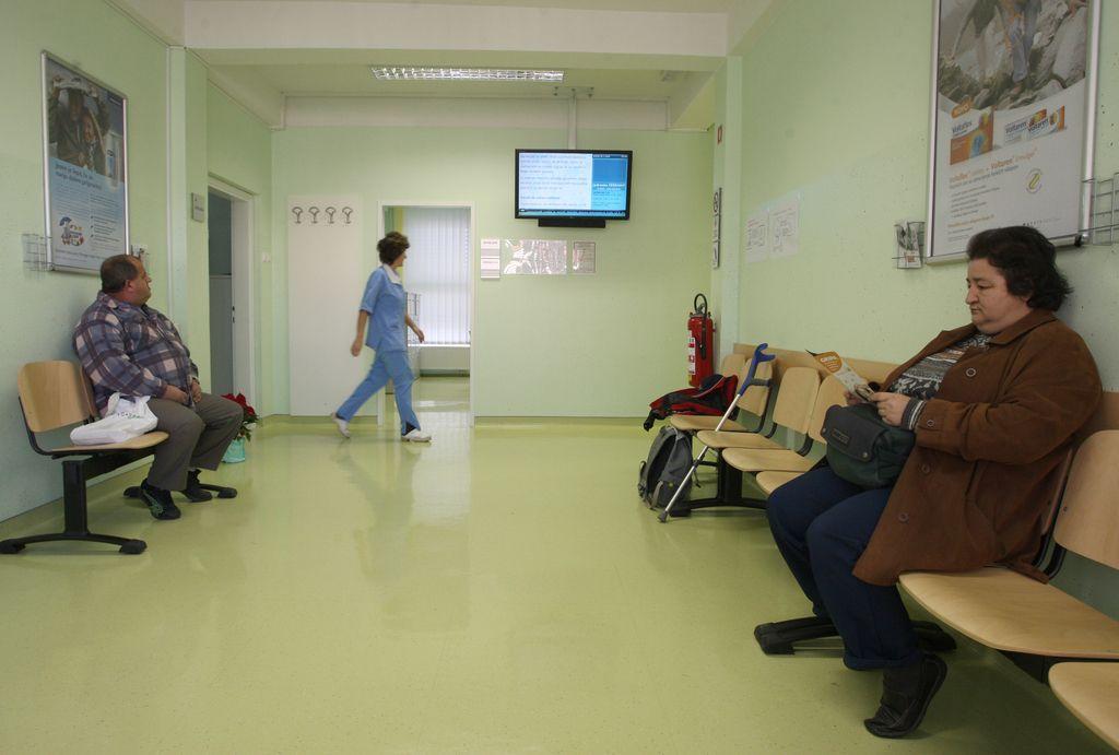 Zdravstveni dom s pozitivnim rezultatom
