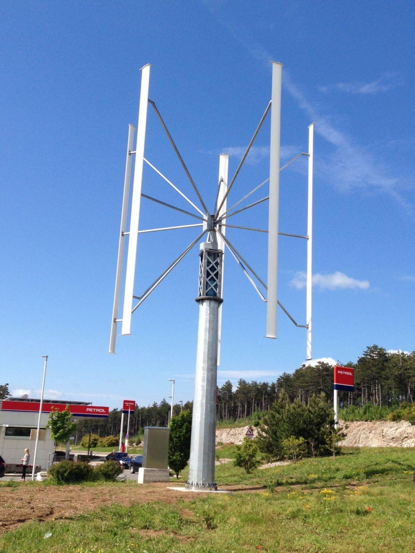 Na Kozini hočejo prve doma narejene vetrnice