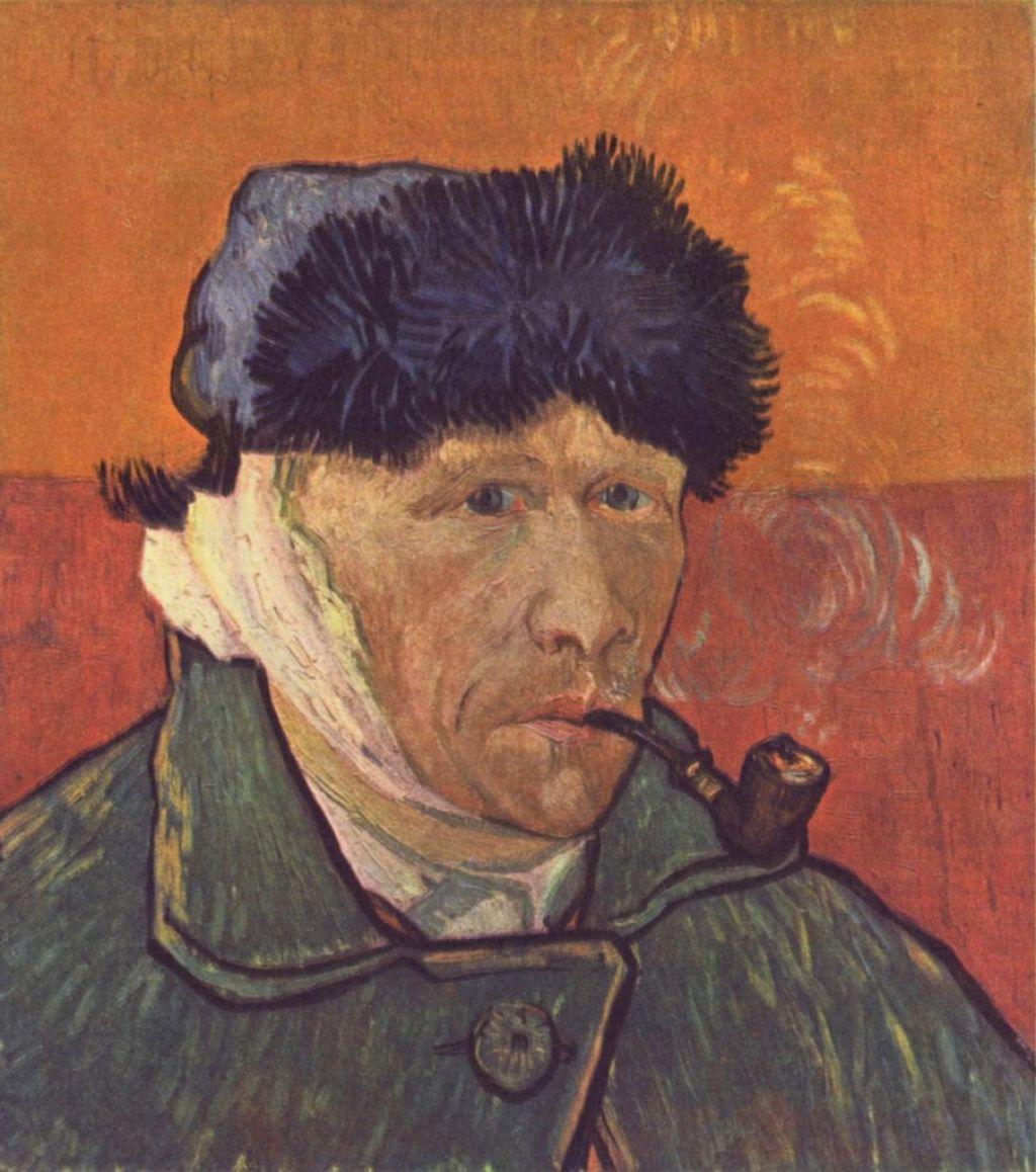 Odkritje neznane skicirke Vincenta van Gogha