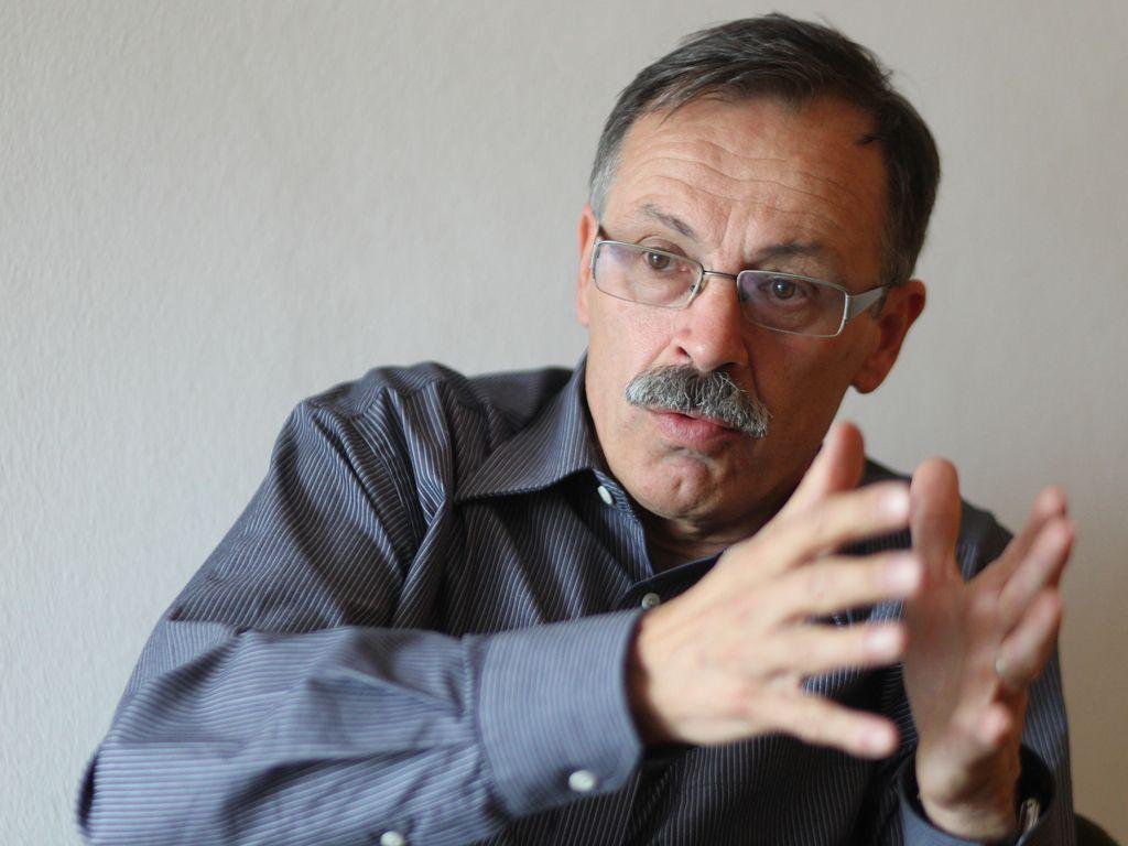 Mojmir Mrak: »Morebitnega prihoda trojke ne bi demoniziral«