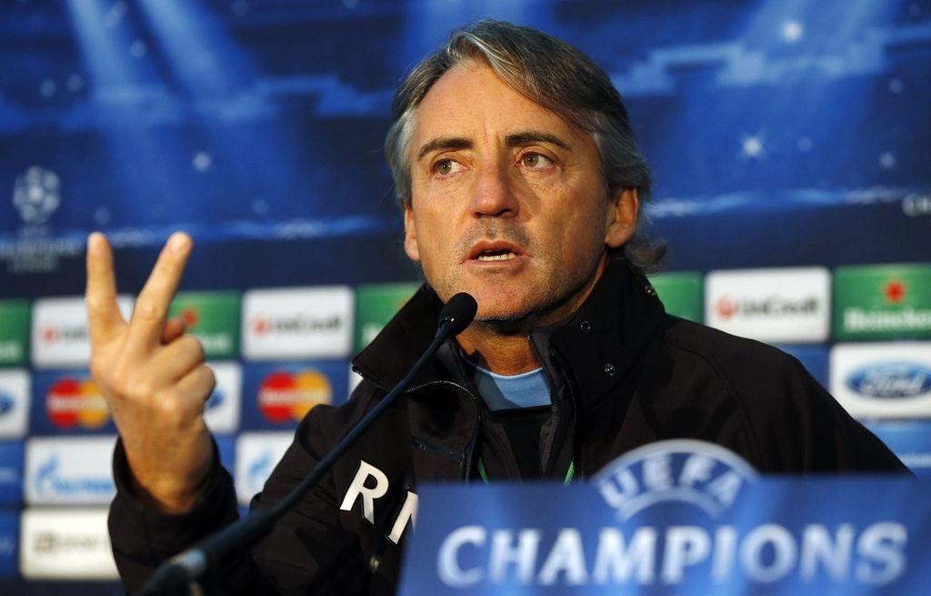 Manciniju trda prede