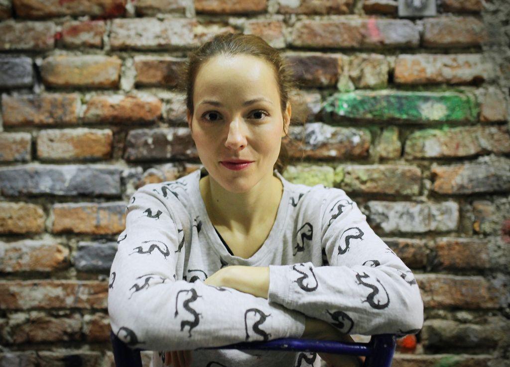 Iva Babić: Gledališče je neustavljivo privlačno