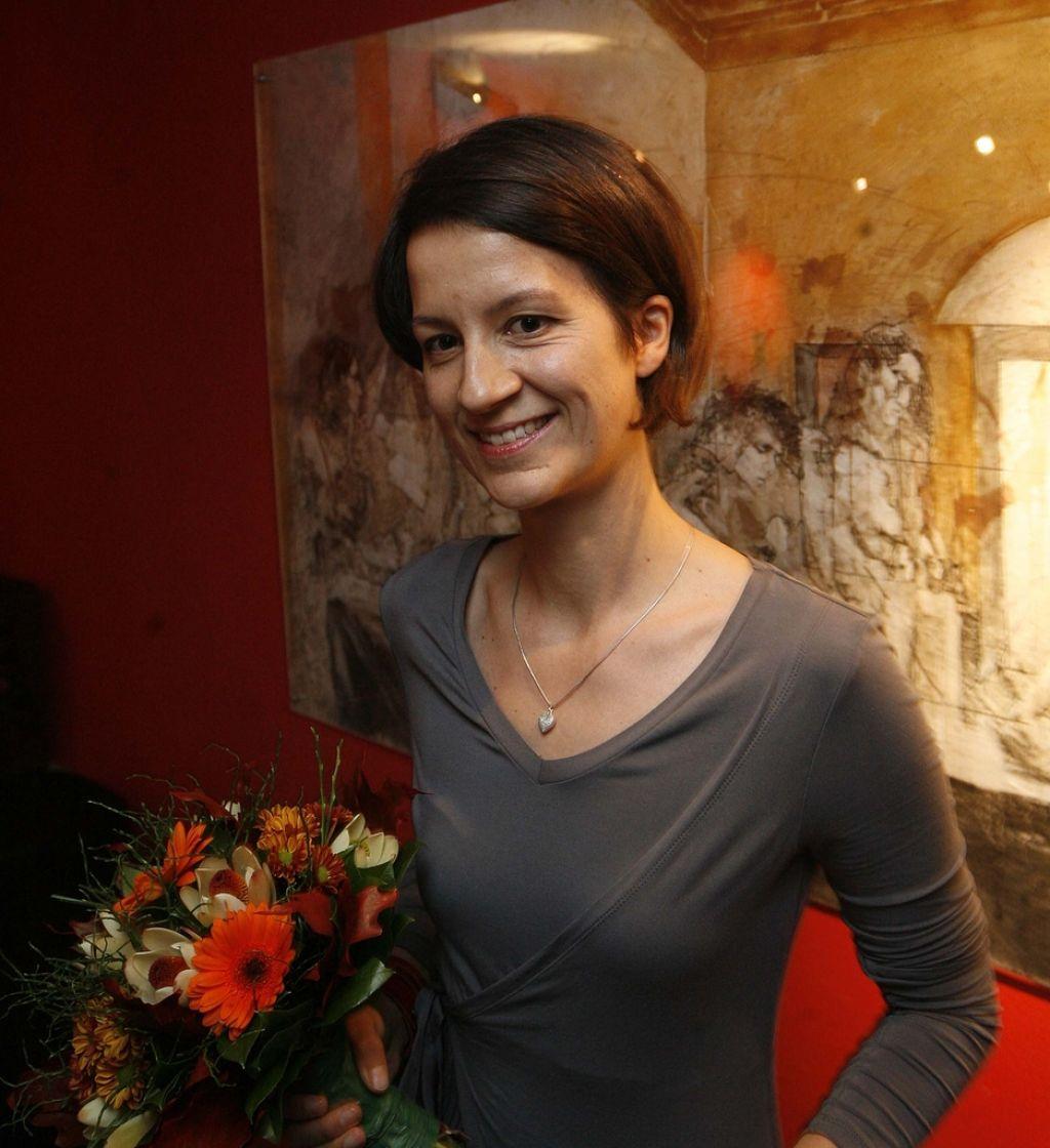 Jenkova nagrada Kristini Hočevar