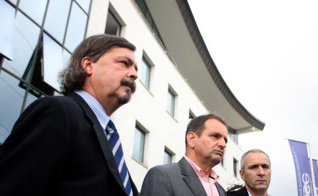 Branko Sevčnikar,predsednik sindikata SDE na sredini in sindikalista SDE,Ljubljana Slovenija 21.10.2013