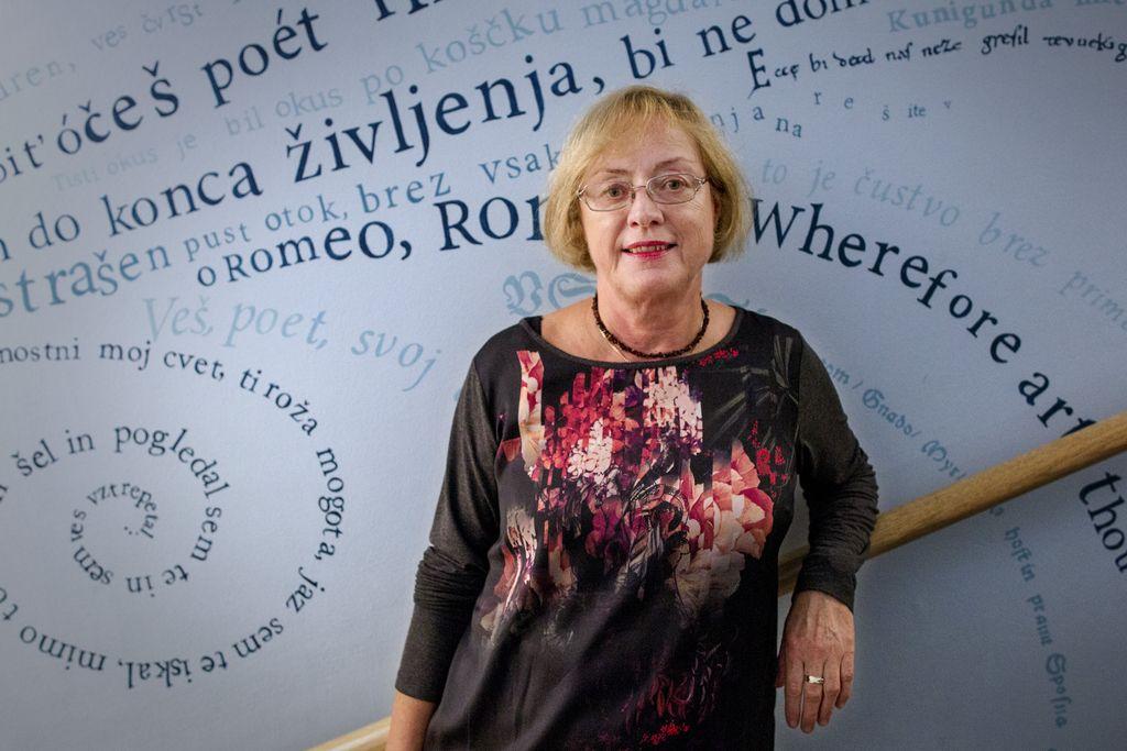Boža Krakar Vogel: »Odločujoči ne vedo več, da je slovenistika nacionalna veda.«