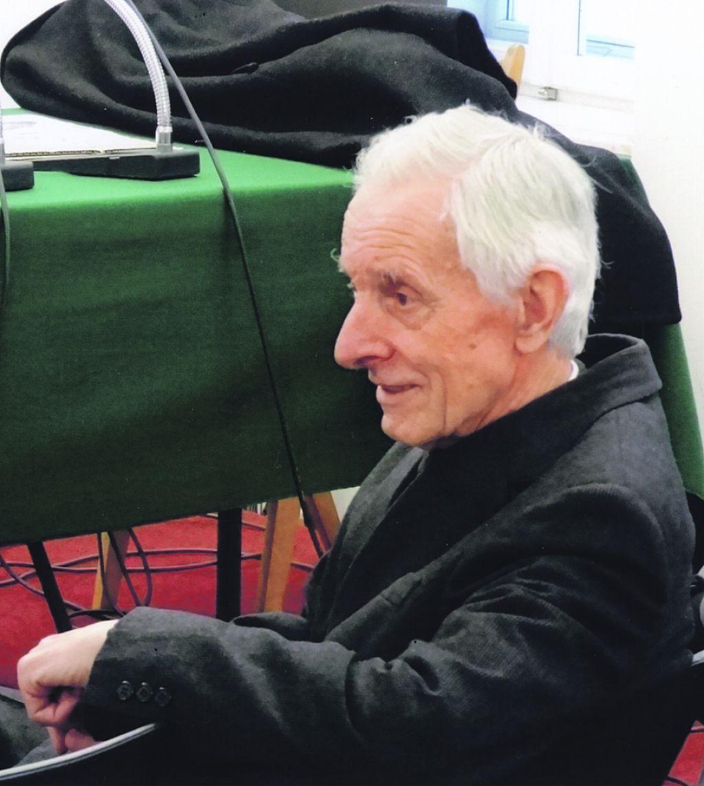 Milan  Dolgan, osemdesetletnik
