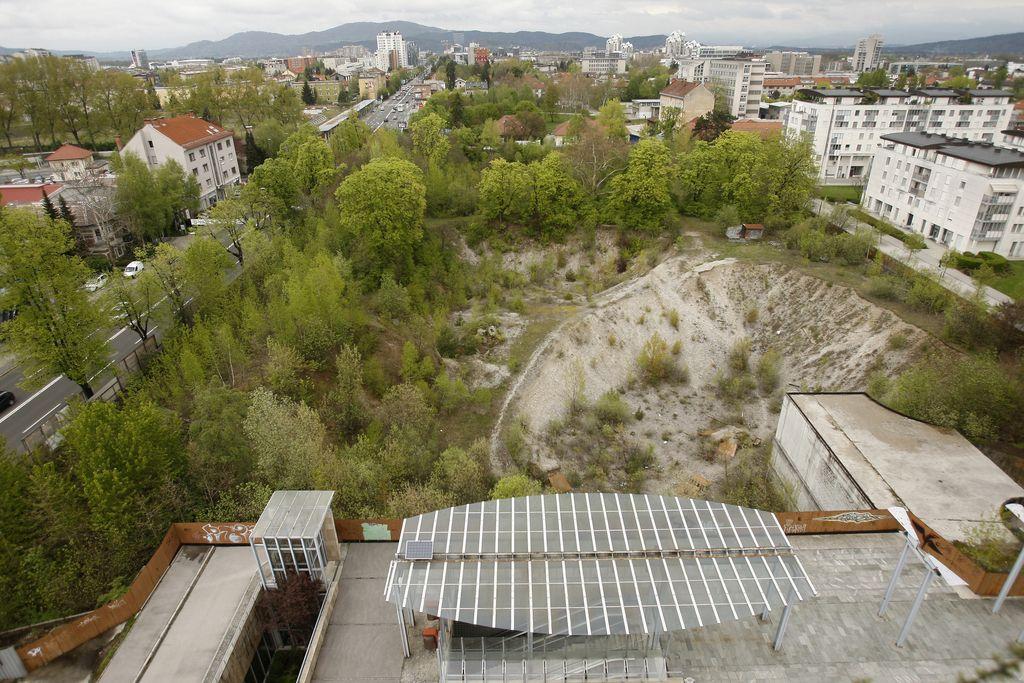 Nova ljubljanska sodna stavba in zapor naj bi stala do leta 2017
