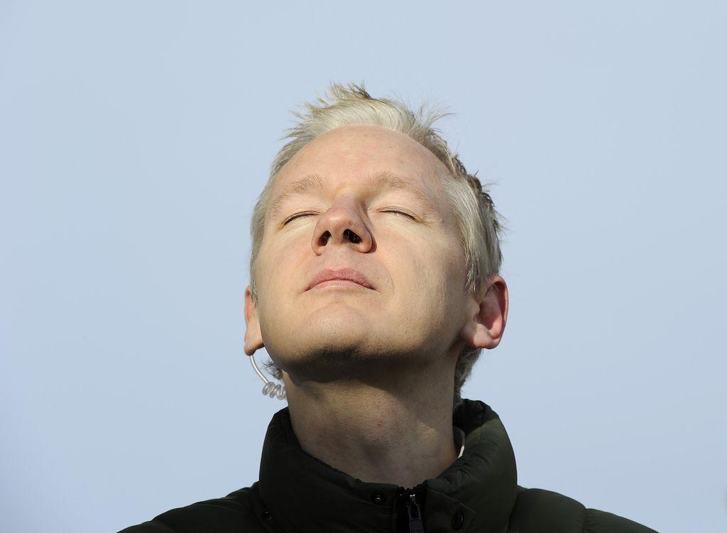 Kako je bilo z Assangeem