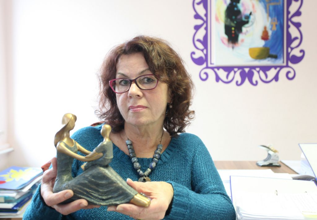 Delova osebnost leta je Anita Ogulin