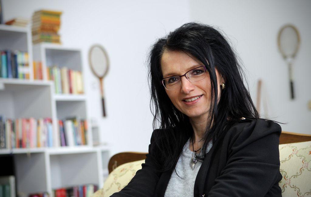 Kandidatka za Delovo osebnost leta: Dr. Marinka Vovk