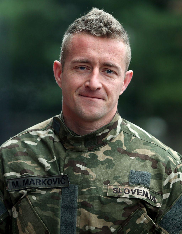 Slovenski vojaki na robu revščine