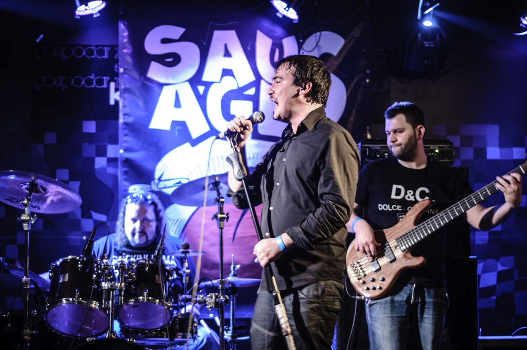 Sausages - Rock band za vedno