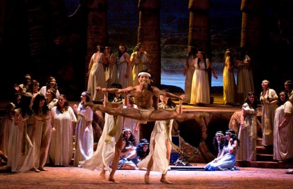 Ocena: Opera Aida