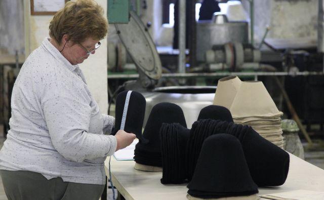 Tovarna klobukov Šešir v Škofji Loki, 8. januarja 2014