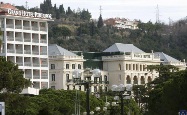 PORTOROZ, SLOVENIJA, 30.1.2009,PALACE HOTEL- VERIGA KEMPINSKI. FOTO: MAVRIC PIVK/DELO