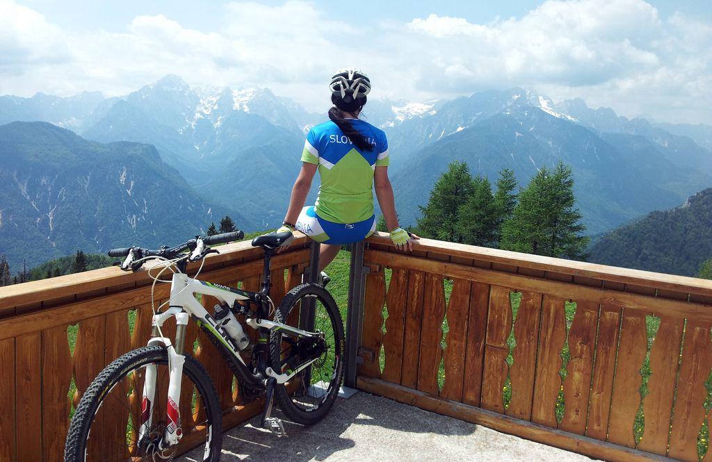 Povprečen gorski kolesar ima nadpovprečno izobrazbo