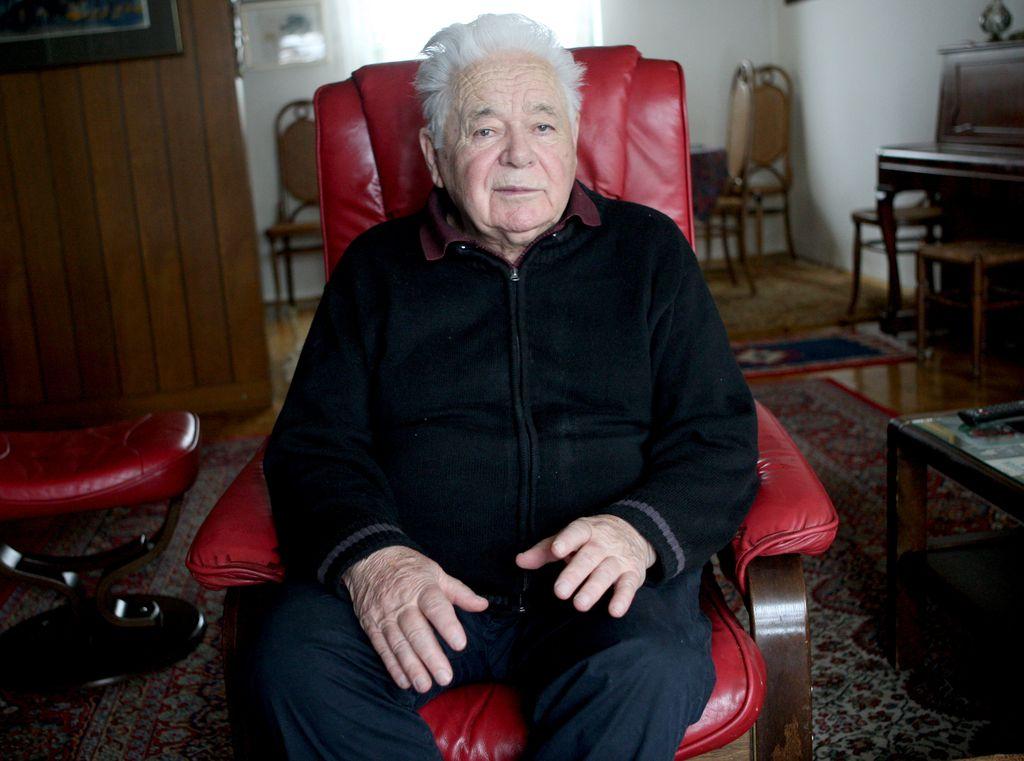 Prešernova nagrada 2014: Vladimir Kavčič, pisatelj