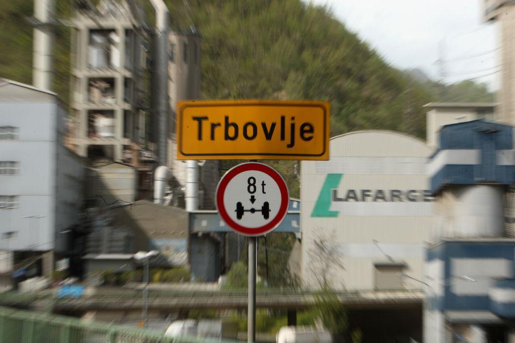 Lafarge zapira vrata v Trbovljah