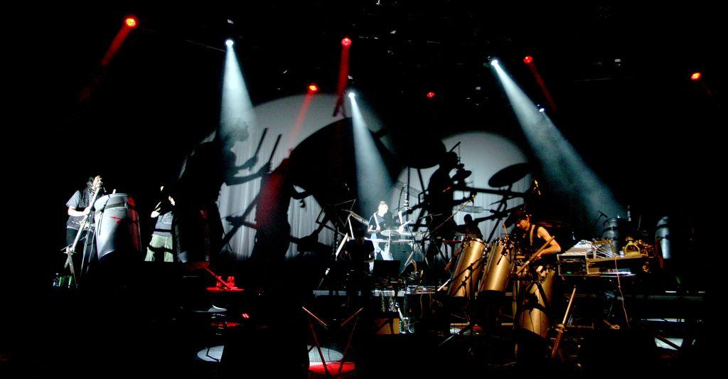 The Stroj - Ko ritem spregovori