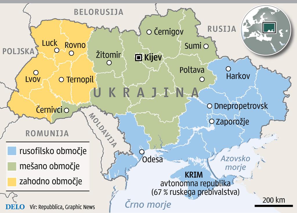 karta evrope krim Pogled na zemljevid Ukrajine karta evrope krim