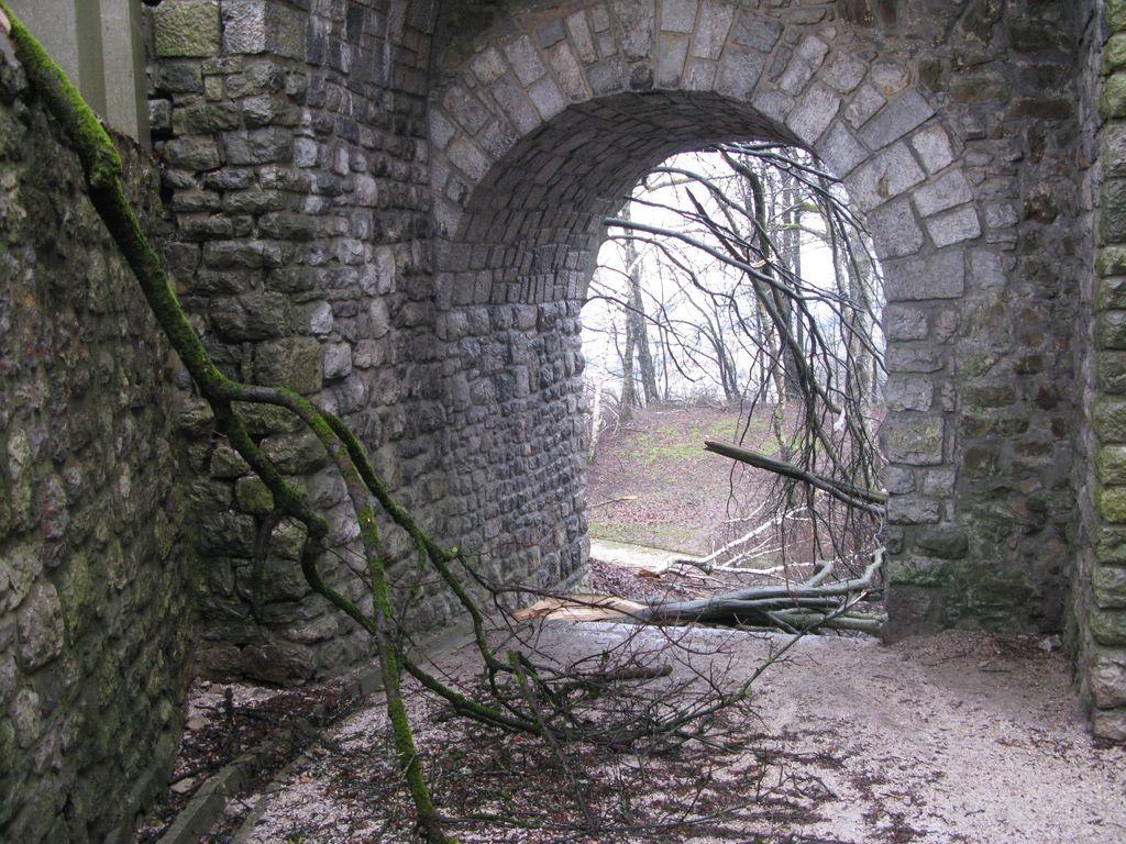 Sanacija razpadajoče Plečnikove dediščine