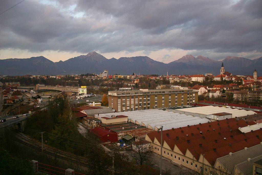 Pravnomočno gradbeno dovoljenje za novo čistilno napravo v Kranju