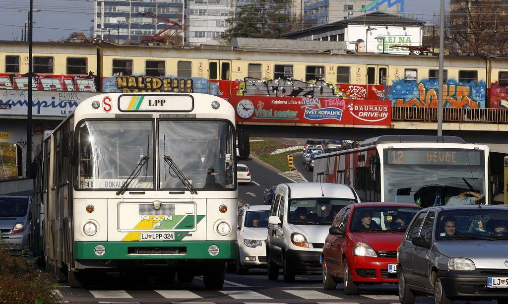 Čistejša avtobusna hrbtenica javnega prevoza